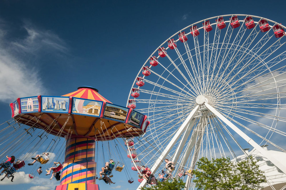 amusement parks food allergy friendly