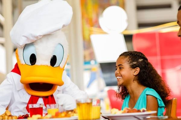 disney world disney land amusement park food allergy friendly