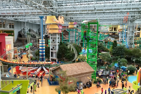 nickelodeon universe mall of america food allergy friendly amusement park bloomington minnesota