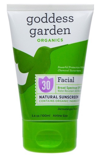 goddess garden organics natural sunscreen allergy friendly