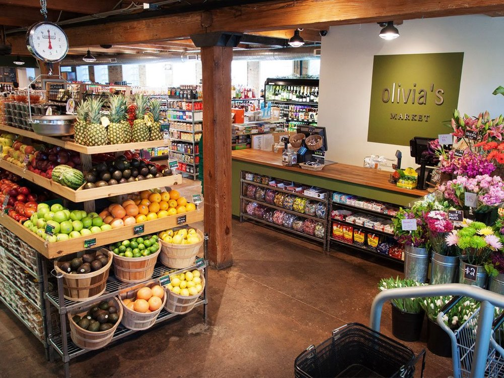 City Guide Wicker Park Chicago Olivia's Market Food Allergy Options
