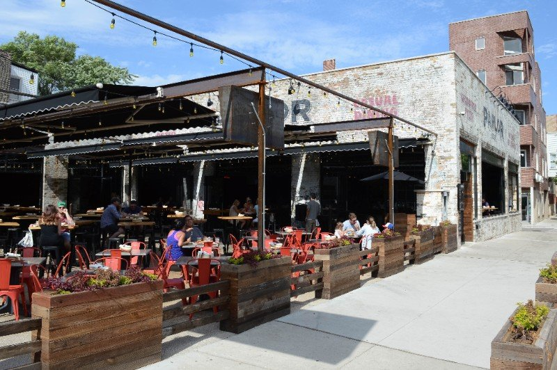 City Guide Wicker Park Chicago Parlor Pizza Food Allergy Options