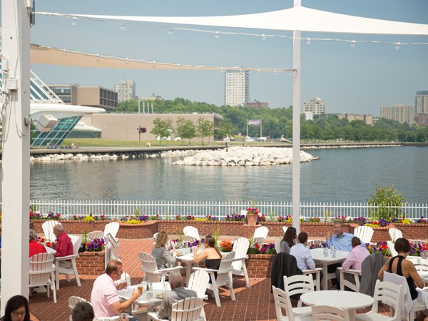 Milwaukee City Guide Harbor House Restaurant Food Allergy Options