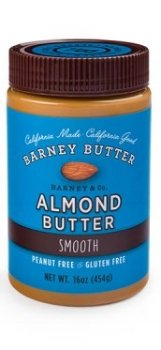 Allergen Free Food Products Barney Butter Almond Butter