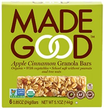 Allergen Free Food Products Made Good granola