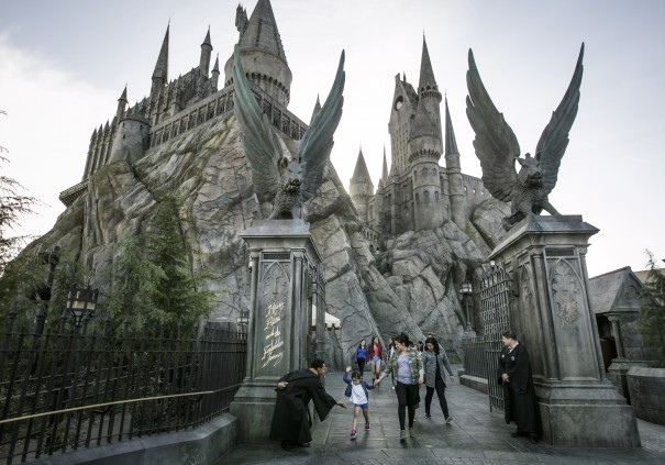 universal studios harry potter world food allergy friendly amusement park