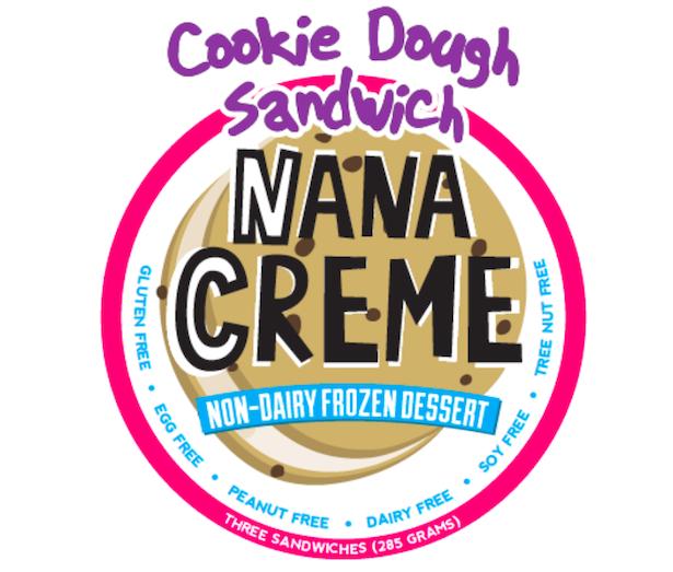 nana creme food allergy friendly ice cream