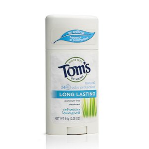 tom's deodorant food allergy friendly