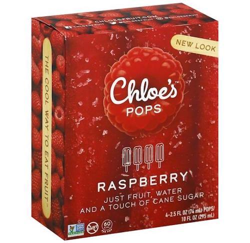 chloe's food allergy friendly popsicles