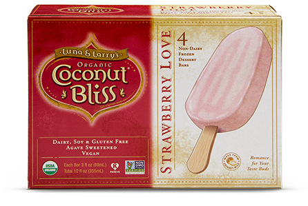 strawberry love coconut bliss food allergy friendly