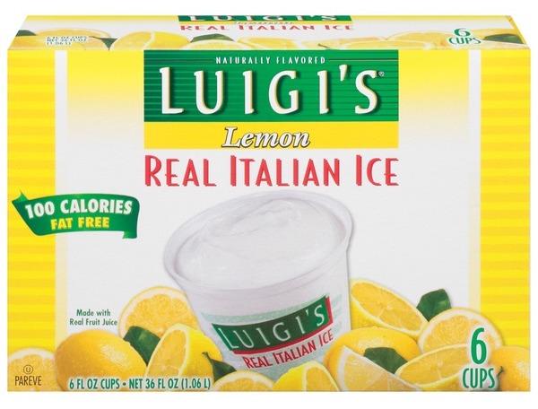 luigi's food allergy friendly italian ice