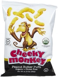 Cheeky Monkey Early Introduction Food