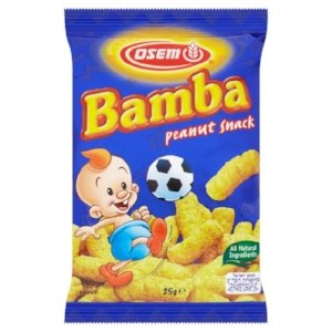 Bamba Peanut Snack Early Introduction