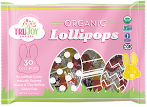 food allergy free organic lollipops