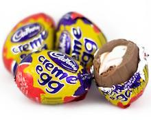 food allergy friendly cadbury creme egg