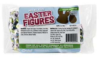 food allergy friendly chocolate easter candy