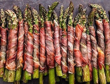 broiled food allergy friendly asparagus