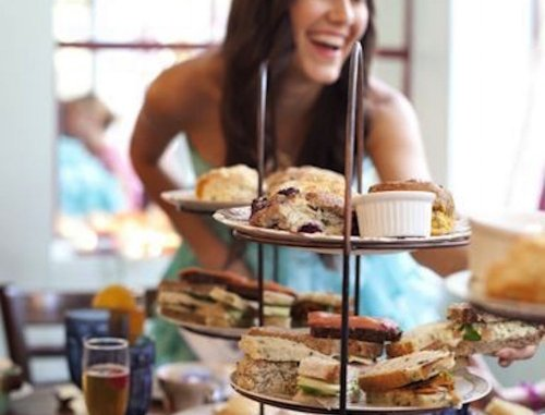 City Guide - New York City Alice's Tea Cup Food Allergy Options