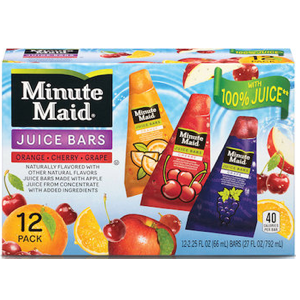 Minute Maid Orange Cherry Grape Juice Bars.png