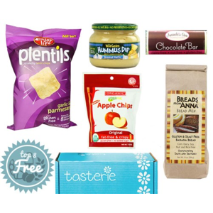 Snack packages catered to your allergens!