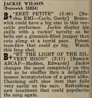 The Cash Box review, September 1957
