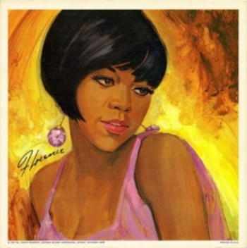 Florence Ballard: the goodbye girl