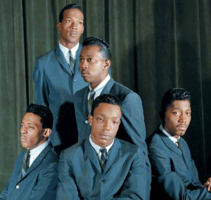 The Temptations: ain't too proud