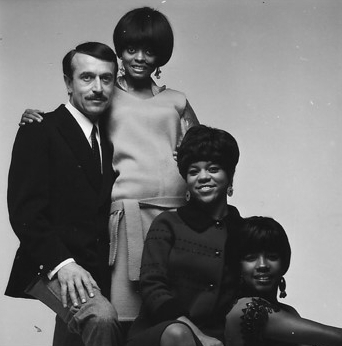 Pete Felleman, the Supremes (photo: Paul Huf)