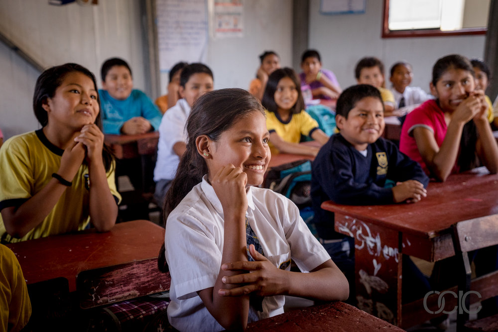 WORKING CHILDREN AND YOUTH AS ACTIVE EMPOWERED CITIZENS  (Photo Essay)    Peru 2014. The 'Children Lead the Way' program seeks to empower working girls and boys to become active citizens, and to access dignified work. It does this by providing access to quality and relevant education and protection from exploitation, and by encouraging and enabling working children and youth to participate in programs and policies that affect their lives. Through the 'Children Lead the Way' program in Peru, working children and youth have access to after-school tutoring and technical and entrepreneurial training. They are also encouraged to participate in peer leadership activities and to engage in public affairs as a part of the National Movement of Working Children (MNNATSOP)...(more)
