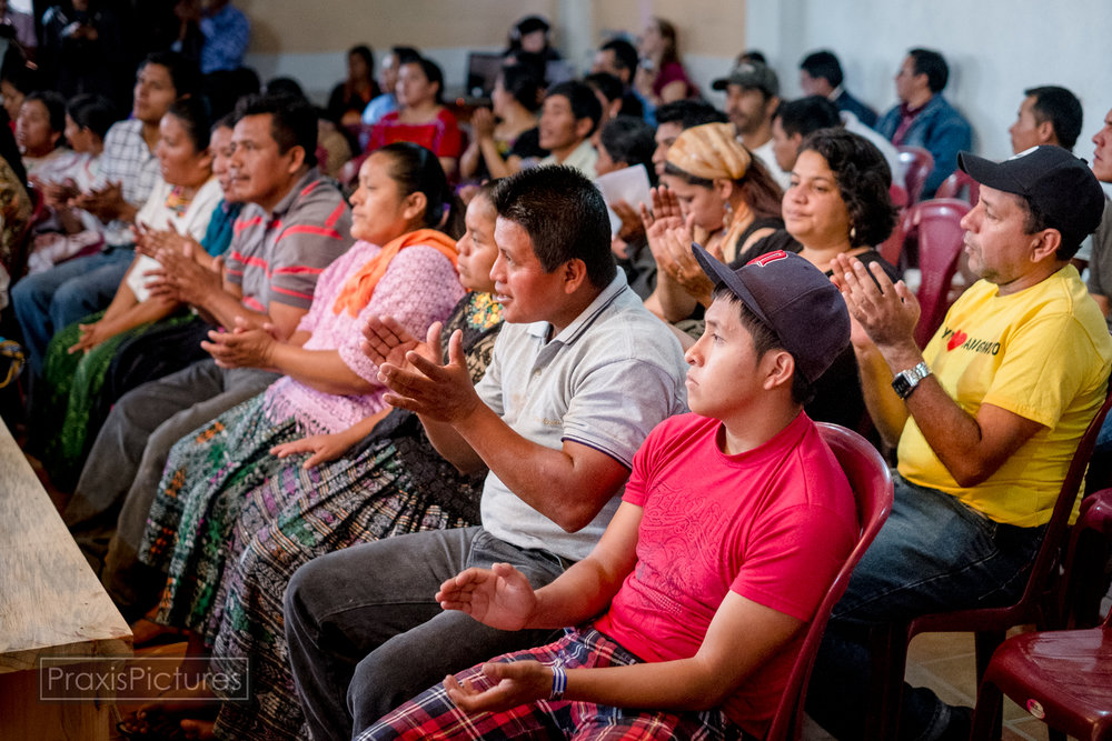 To the communities we recommend:    That they seek, through all peaceful means, to exercise your collective rights established in national laws and/or international treaties in order to guarantee the right to self-determination of indigenous and peasant communities.