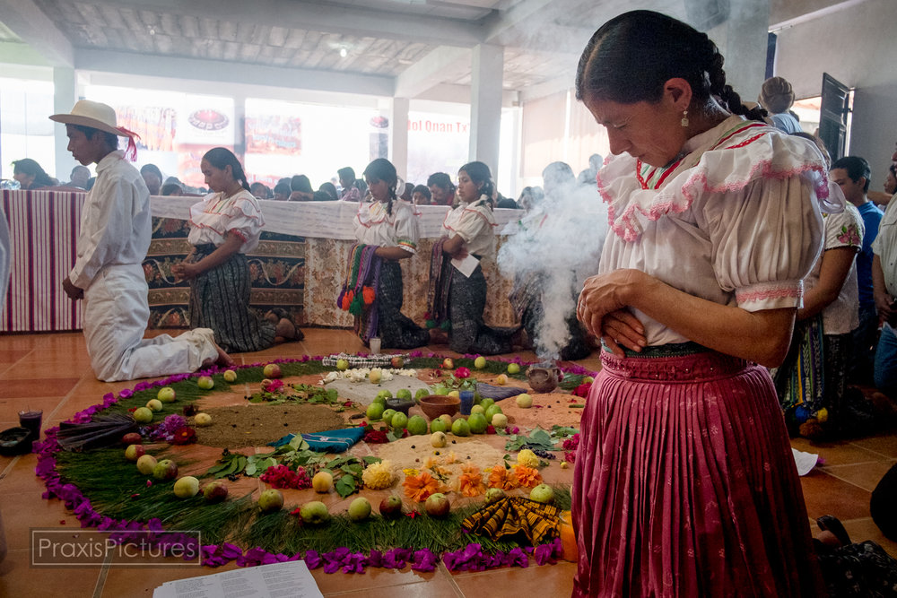 INTERNATIONAL PEOPLE'S HEALTH TRIBUNE  (Photo essay)    The Health Tribunal was initiated by community members of San Miguel Ixtahuacán. Using community testimony, scientific research and human rights organization's knowledge to examine how the presence of Goldcorp's mining operations have affected community residents. Over 600 people were in attendance from across Guatemala, as well as Mexico, Honduras, Costa Rica, Panama, Canada, and the USA...(more)