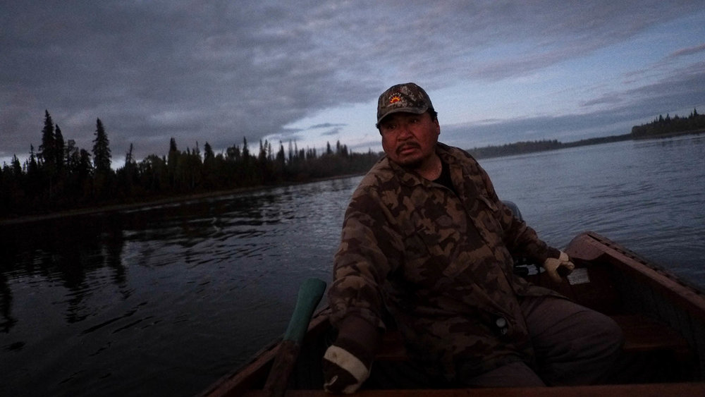 NESKANTAGA: WE LOVE OUR LAND (VIDEO) In the heart of the world's largest intact boreal wetland, a tiny First Nation community is fighting to protect their lands, water and way of life. Governments are refusing to listen and a giant mining corporation is determined to mine the Ring of Fire on Neskantaga land.