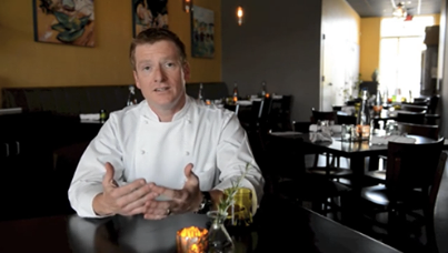 """""""Our job is to tell the story of food well."""" — Chef Lynn Pritchard, Table 128 Bistro and Bar"""