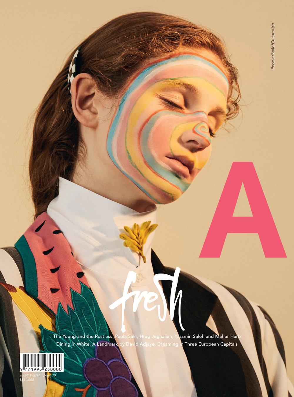 A magazine_Paola Sakr