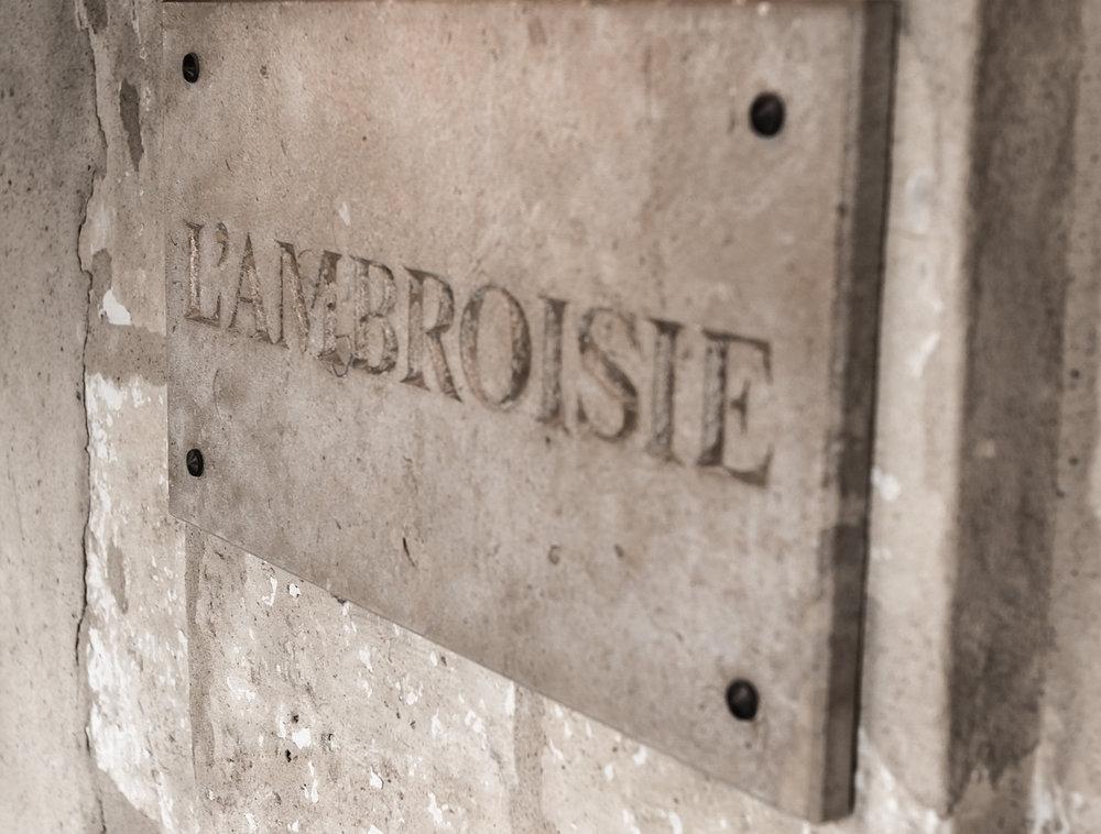 lambroisie