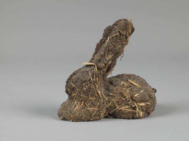 Dieter Roth - Bunny-dropping-bunny (Karnickelköttelkarnickel)