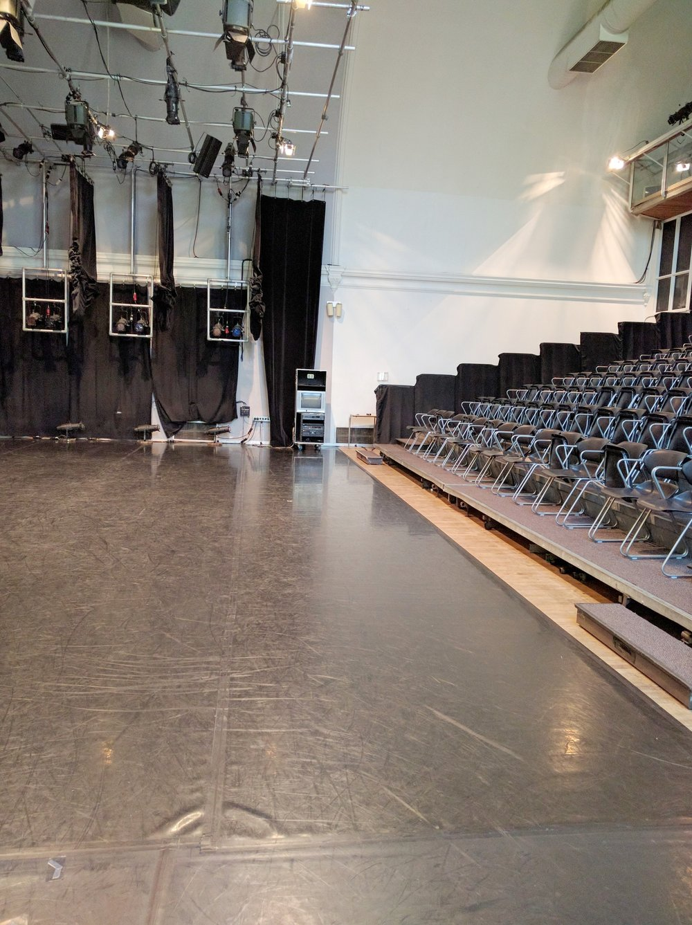 View From Stage, Stage Left
