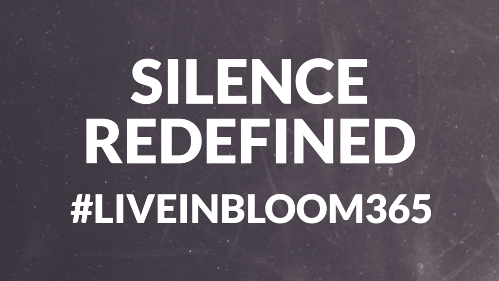 Move In Silence Part 2 Live In Bloom