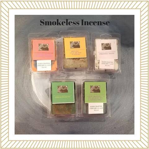 Smokeless Incense