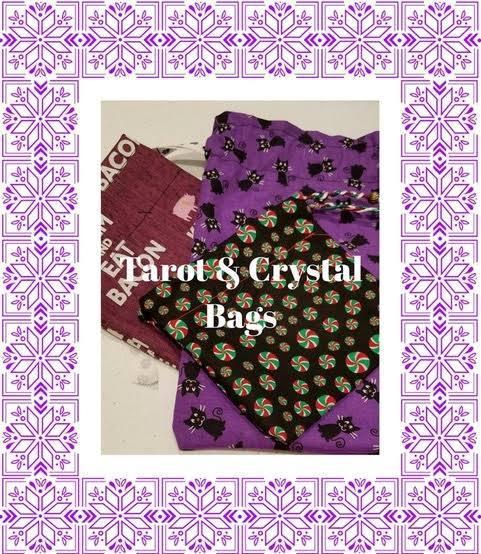 Tarot & Crystal Bags