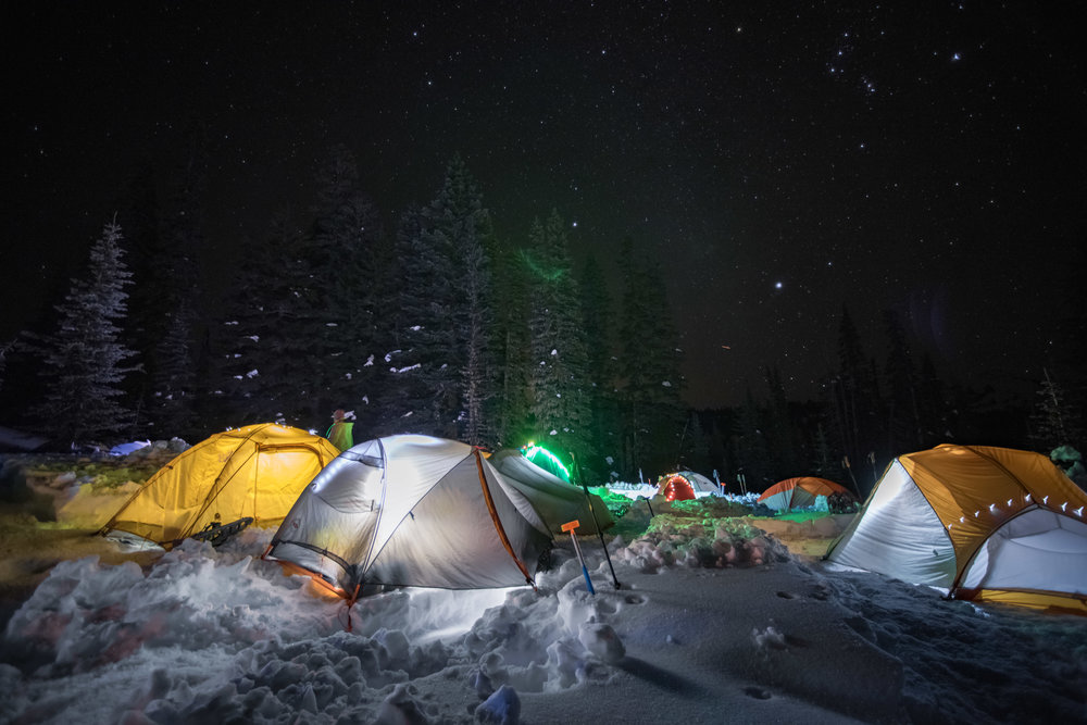 That said I recognize that it can be a bit intimidating to jump in. Do I need a 4-season tent? What do I wear? How do I pick a site? & Winter Camping 101: The Basics u2014 Miss Meghan Young