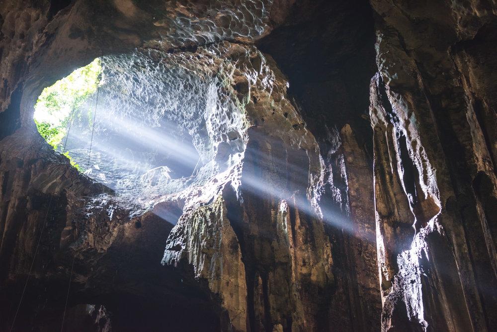 Cave magic