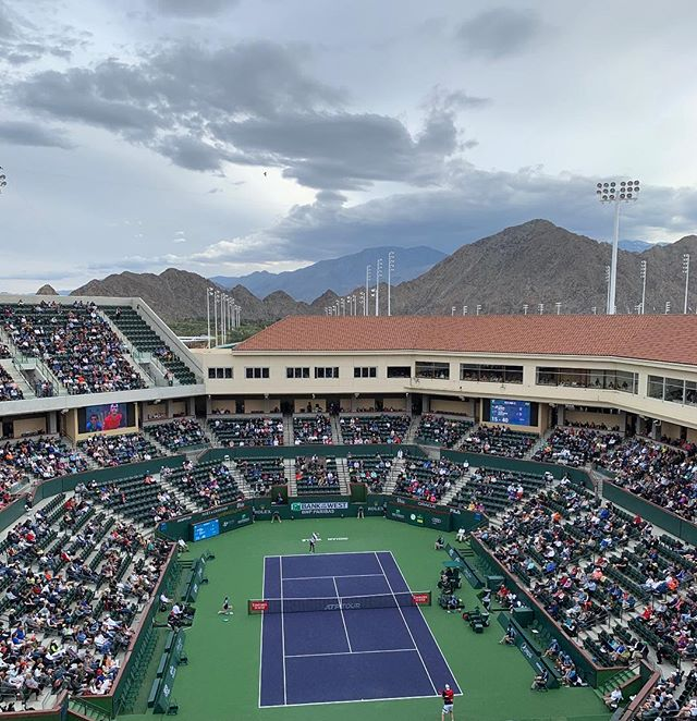 Such a fun time of year in the desert and the Polo Villas are conveniently located near all of the action! 🎾 #polovillas #luxuryvacationrentals #bnpparibas