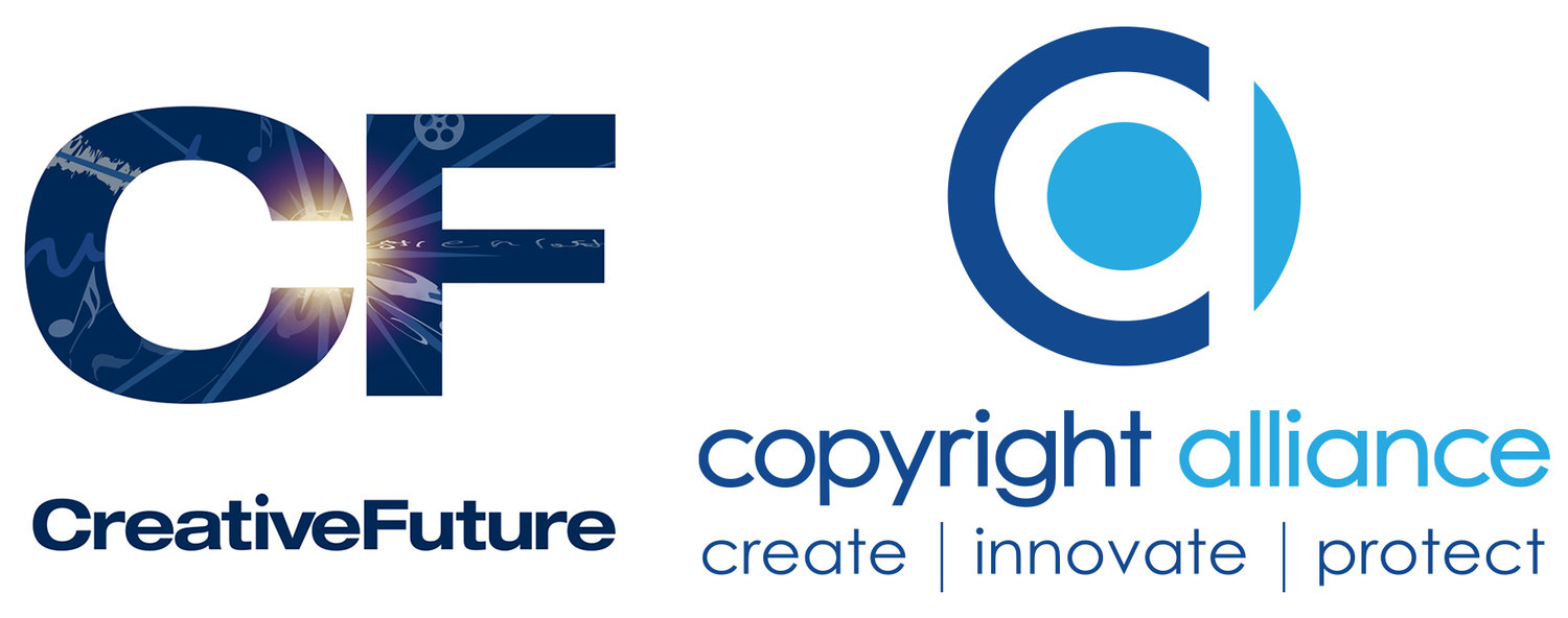 CreativeFuture and Copyright Alliance