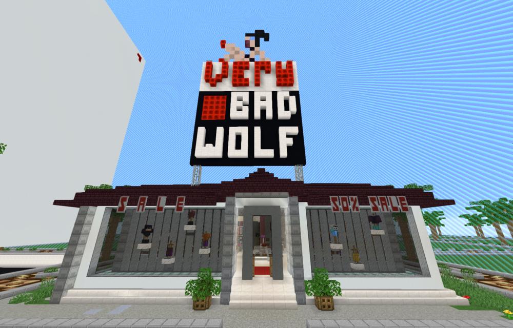 """JennyBlaze's """"Very Bad Wolf"""""""