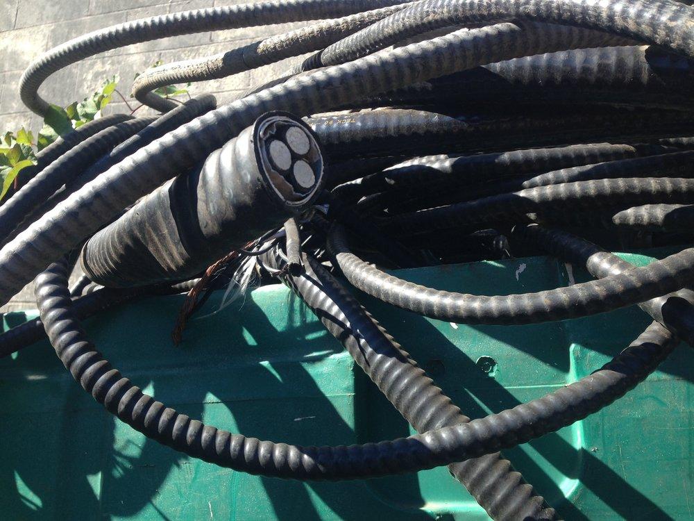 Aluminium TEC Cable