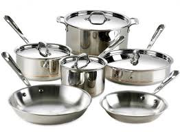 Stainless Steel Pots/Pans