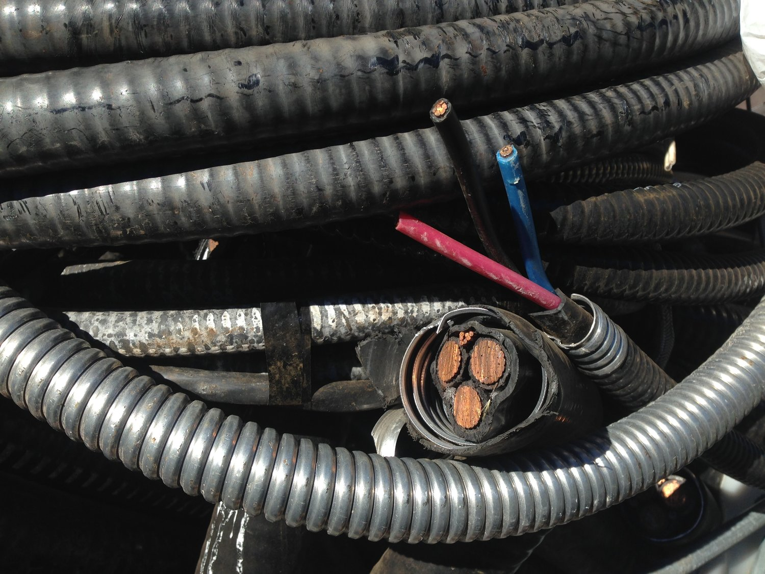 New Westminster Metal Recycling - Scrap Metal Prices — Capital Salvage