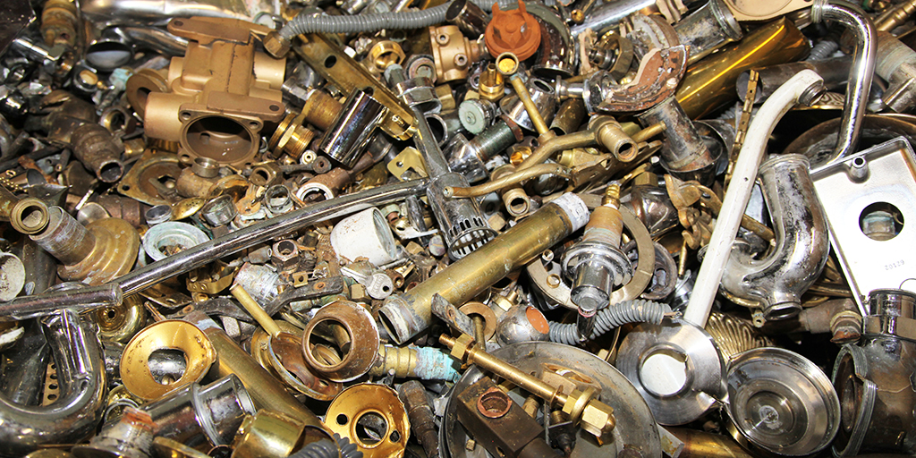 North Vancouver Scrap Metal - Scrap Metal Prices — Capital Salvage