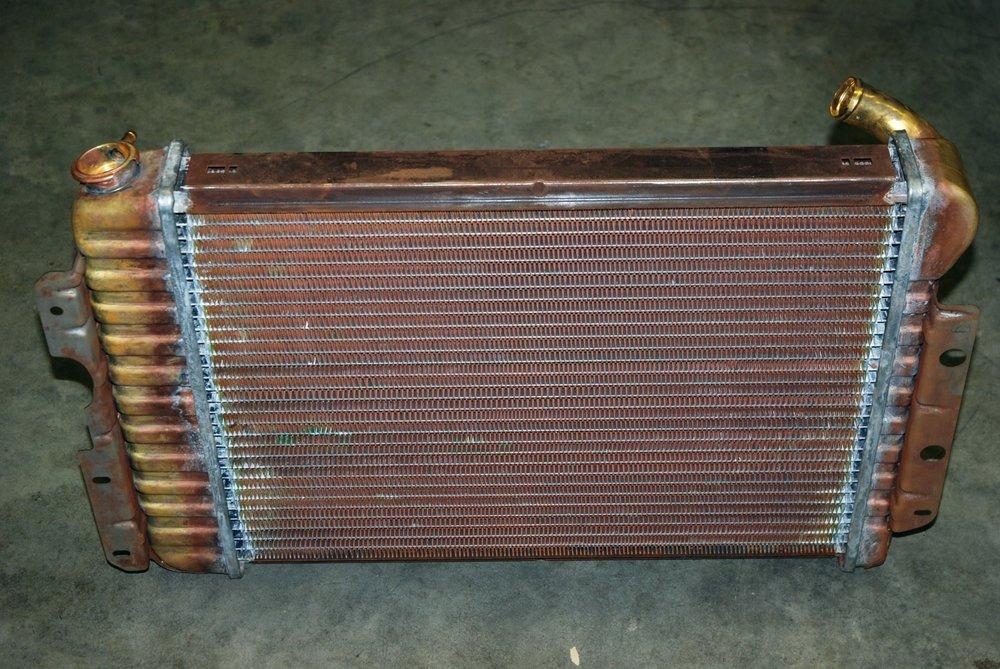Brass / Copper Radiator